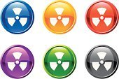 Radiation,Nuclear Power Station,Symbol,Radioactive Warning Symbol,Nuclear Reactor,Icon Set,Electromagnetic,Power,Hazardous Area Sign,Binary Fission,Computer Icon,Color Image,Interface Icons,Multi Colored,Restricted Area Sign,Sparse,White Background,Fuel and Power Generation,Vector,Ilustration,Orange Color,Blue,Environmental Damage,Digitally Generated Image,Shiny,Curve,Electric Energy,Modern,Warning Sign,Black Color,Design,Isolated On White,Restricted Area Sign,Green Color,Purple,Destruction,Circle,Yellow,Red,Danger