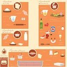 Food,Toilet,Diagram,Vector,Recipe,Ilustration,Information Medium,Meal,Pasta,Infographic,Flour,Dinner,Abstract,Symbol,Computer Graphic,Vegetable,Data,Lunch,Meat,Carrot,Business,Cooking,Placard,Planning,Preparation,Wooden Spoon