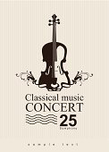 Classical Music,Violin,Poster,Cello,Folk Music,Equipment,Music,Backgrounds,Orchestra,Classical Concert,Composer,Performing Arts Event,Musical Theater,Event,Art,Leisure Activity,Vector,Treble,Commercial Sign,Acoustic Instrument,Bow,Adulation,Ideas,Design,Cultures,String Instrument,Musician,1940-1980 Retro-Styled Imagery,Symbol,Sign,Banner,Invitation,Sound