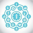 Collection,Healthcare And Medicine,Medical Record,Care,Symbol,Medicine,Stethoscope,First Aid Kit,Doctor,Concepts,Variation,Ambulance,Shape,Clinic,Emergency Services,Heart Shape,Adhesive Bandage,Vector,Group of Objects,Set,Styles,Ilustration,Urgency,Injecting,Hospital,Microscope,Caduceus,Transportation,Ideas,Expertise,Circle,Wheelchair,Pulse Trace,Thermometer,Capsule,Computer Graphic,Cross,Medical Exam,Equipment,Icon Set,Healthy Lifestyle