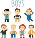 Child,Human Head,Flat,Multi-Ethnic Group,Human Face,Cartoon,Icon Set,Characters,Design,Portrait,Little Boys,Cute,One Person,Ilustration,Set,Design Element,Internet,Community,Blond Hair,Isolated,Vector,Male,Men,Doodle,Cultures,Clip Art,People,Profile,Mascot,Brown Hair,Red,Young Adult,Fun,Ethnicity,Paintings