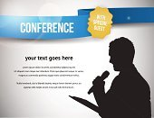 Presentation,Public Speaker,Conference,Invitation,Seminar,Vector,Abstract,Banner,Ilustration,Professor,Equipment,template,Microphone,Blank,Education,Concepts,Text,Business,Ideas,Space,Design,Event,Creativity,Communication,Computer Graphic,Backgrounds,Meeting,Plan,Speech