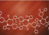 Molecular Structure,Pattern,Vector,Helix Model,Healthcare And Medicine,Image,Hexagon,Abstract,Physics,Chemistry,Atom,Biology,DNA,Communication,Red,Backgrounds,Digitally Generated Image,Design,Technology,Evolution,Art,Computer Graphic,Chromosome,Cell,Ilustration,Computer,Symbol,Design Element,Particle,Biotechnology,Connection,Science,Modern,Shape,Development,Research