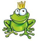 Frog Prince,Toad,Gecko,Common Frog,Kissing,Waterfrog,Fun,Tree Frog,White,Pond,The Princess And The Pea,Amphibian,Newt,Crown,Cheerful,Love,Comedian,Green Color,Humor,Frog,Animal,Crown Prince,Isolated On White,Happiness,White Background,Cartoon,Fairy Tale,Ilustration,Remote,Vector,Comic Book