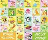 Animal,Alphabet,Cute,Elephant,Learning,Zoo,Preschool,Teaching,Education,Bear,Fish,Multi Colored,Book,Reading,Alphabetical Order,Giraffe,Icon Set,Fun,Single Word,Drawing - Art Product,Set,Ilustration,Talking,Iguana,Animals In The Wild,Child,Wildlife,Fox,Backgrounds,Collection,Isolated,English Culture,Studying,Poster,Design,School Building,Nature,Art,Cartoon,Typescript,Symbol,Text,Alligator,Vector