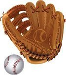 Baseball Glove,Baseballs,Baseball - Sport,Old,American Culture,Leather,Sport,Activity,Isolated,Protective Workwear,Equipment,Enjoyment,Close-up,Protection,USA,Ball,Sports League,Match,Sports Glove,Backgrounds,Fun,Single Object,Competition