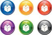 Ballot Box,Voting,Voting Ballot,Election,Symbol,Politics,Government,Choice,Computer Icon,Icon Set,Black Color,Interface Icons,Vector,Check Mark,Modern,Design,Blue,Dung,Green Color,Shiny,Ilustration,Red,Purple,Yellow,Multi Colored,White Background,Digitally Generated Image,Curve,Sparse,Circle
