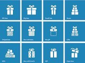 Computer Icon,Symbol,Box - Container,Package,Flat,Design,Heart Shape,Ilustration,Christmas,Pattern,Party - Social Event,Vector,Collection,Ribbon,Isolated,Set,Packaging,Birthday,Paper,Reflection,Gift,Blue,Shape,Surprise,Concepts,Love