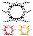 Sun,Indigenous Culture,Circle,Banner,Text,Frame,Black Color,Sign,Gothic Style,Single Line,Ancient,Vector,Symbol,Wing,Wing,Rock and Roll,Halloween,Decoration,Curve,Ink,Spotted,Placard,Abstract,Ornate,Sharp,Design,Style,Outline,Swirl,Art,Symmetry,Scroll Shape,Painted Image,Fantasy,Christmas Decoration,Elegance,Computer Graphic,Ilustration,Cultures,Blank,Silhouette,Creativity,The Past,Contour Drawing,Material,Dark,handcarves,Illustrations And Vector Art,Message,Part Of,Arts And Entertainment,People,Music,Antique