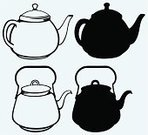 Tea Kettle,Kettle,Black Color,Iron - Appliance,Teapot,Vector,Cooking Utensil,Concepts,Old-fashioned,Isolated,Single Object,Pattern,Rustic,Kitchen,Design,Outline,Appliance,Stencil,Kitchen Utensil,Boiling,Symbol,Galvanized,Tea - Hot Drink,Image,Cooking Pan,Creativity,Routine,Shape,Authority,Drawing - Activity,Classic,Badge,Water Heater,Metal,Old,Drink,Domestic Life,Ilustration,Equipment,Drawing - Art Product,Food And Drink,Silhouette,Handle
