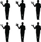 Silhouette,Waiter,Champagne,Tray,Men,Drinking,Beer - Alcohol,Cafe,Serving Tray,Drink,Martini Glass,Service Occupation,Bar - Drink Establishment,Image,People,Ilustration,Beer Glass,Wineglass,Collection,Restaurant,Standing,Menu,Liqueur Glass,Bottle,Service,Martini,Alcohol,Cocktail,Backgrounds,Tasting,Elegance,Suit,Presentation,Ice,Occupation,Party - Social Event,Male,Coffee Cup,Classic,Wine Bottle,Vector,Lifestyles,Wine,Glass,Style,Nightclub,Cup,Young Adult,One Person,Working,Coffee - Drink,Set
