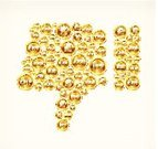 Gold Colored,Gold,Digitally Generated Image,Dollar Sign,Symbol,Inspiration,Thumbs Down,Equipment,Investment,Savings,Success,Pattern,Tax,Business,Interest Rate,Japanese Yen,Currency,Computer Icon,Currency Symbol,Lottery,Collection,Global Finance,Economic Reform,Exchange Rate,Fiscal Year,Home Finances,Stock Exchange,Japanese Currency,Design,British Currency,Vector,Finance,Wealth,Ideas,Banking,Dollar,European Union Currency,Euro Symbol,Coin,Yen Sign,White Background,Stock Market,Revenue Service,Millionnaire,Audit,Pound Symbol