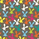 Rabbit - Animal,Pattern,Repetition,Seamless,Textured,Internet,Easter,Traditional Festival,Collection,batch,Abstract,Painted Image,April,Gift,Celebration,Ilustration,Art,Textile,Part Of,Cheerful,Group of Objects,Contrasts,Packing,Scrapbook,Cartoon,Springtime,Ornate,Backgrounds,Garden Hoe,Fashion,March,Picture Frame,Vector,Season,Holiday,Decoration,1940-1980 Retro-Styled Imagery,Set,Fun,Variation,Cultures,Frame,Color Swatch,Sparse,Wallpaper Pattern,Invitation,Hare