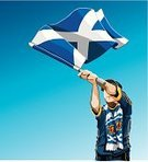 Scottish Flag,Scottish Culture,Scotland,Fan,Soccer,People,Vector,Flag,Spectator,UK,Cartoon,Stadium,Scarf,Waving,Rugby Union World Cup,Pride,Sports Uniform,Ecstatic,Sport,Audience,Men,Real People,One Person,Sports Event,Characters,Little Boys,Male,Caricature,Excitement,Spirituality,Fun,Patriotism,Team Sport,Winning,Drawing - Art Product,Carefree,Competition,Energy,Happiness,Computer Graphic,Success,Clip Art,Multi Colored,Painted Image,Ilustration,Cheering,Smiling,Vitality