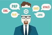 Computer Programmer,php,Computer,Html5,Nerd,Infographic,Web Page,Coding,Computer Software,Creativity,Flow Chart,Mindmap,Content,Vector,Design Professional,SEO,sitemap,Decisions,Business,Computer Graphic,Java,Technology,Symbol,Thinking,Order,Html,Intelligence,optimization