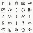 Computer Icon,Symbol,Healthcare And Medicine,Dental Health,Stethoscope,Electrical Equipment,Cigarette,Recipe,First Aid Kit,Glaucometer,Pipette,Toothbrush,Dental Floss,Inhaling,Remote,Bottle,Collection,Adhesive Bandage,Heat - Temperature,Hospital,Vector,Bandage,Hammer,Ambulance,Surgery,Blood Pressure Gauge,Set,Brain Surgery,Medicine,Single Object,Care,Protective Mask - Workwear,Stretcher,Assistance,Crutch,Water,Syringe,Thermometer,Listening