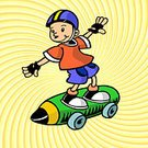 Skateboard,Work Helmet,Child,Illustration Technique,Vector,Graphite,Coloring,Sport,Skateboarding,Recreational Pursuit,Painting,Teenager,Colors,aciculum,Drawing - Activity,Leisure Activity,carved letters,Wheel,Illustrations And Vector Art,Vector Cartoons,Transportation,Babies And Children,Lifestyle,handcarves
