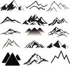 Mountain,Mountain Range,Symbol,Mountain Peak,Silhouette,Vector,Hill,Computer Icon,Religious Icon,Cartoon,Sketch,Drawing - Art Product,Landscape,Computer Graphic,Back Lit,Ilustration,Nature,Snowcapped,Outdoors,Scenics,Black And White,Extreme Terrain,Non-Urban Scene,Simplicity,Black Color,Pencil Drawing,Majestic,Digitally Generated Image,Design,Concepts,Ideas,White Background,Inspiration,Physical Geography,No People,Isolated On White,Sports And Fitness,Illustrations And Vector Art,Nature