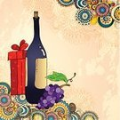 Wine,Wine Bottle,Birthday,Love,Surprise,Christmas,Computer Icon,Old-fashioned,Creativity,Gift,Grape,Mother,Decor,Vacations,Drawing - Art Product,Bow,Packaging,Outline,Abstract,Scribble,Valentine's Day - Holiday,Crate,Ilustration,Greeting Card,Zentangle,Art,Drawing - Activity,Sketch,Design,Wedding,Backgrounds,Party - Social Event,White,Symbol,Pencil Drawing,Human Hand,Day,Pattern,Computer Graphic,Box - Container,Vector,Holiday,Painted Image,Sale,Retro Revival,Set,Shopping,Ribbon,Valentine Card,Celebration