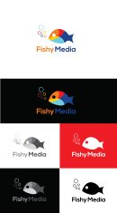 Fish,Abstract,Design,Vector,Sign,logo template,Logo Design,Design Element,Logo Vector,Logo Elements,Multi Colored,Typescript,Art,Symbol,abstract design
