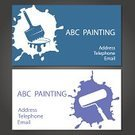 House Painter,Paint Roller,Commercial Sign,Text,Painting,Plan,Working,Authority,template,Paint,House,Business,Greeting Card,Ilustration,Pattern,Occupation,Design,Design Element,Blob,Service,Marketing,Painted Image,Text Messaging,Vector,Badge