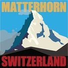 Matterhorn,Skiing,Retro Revival,Old-fashioned,Switzerland,Mountain Peak,Mountain Climbing,Winter,Rock - Object,Mountain,Non-Urban Scene,Travel,Hiking,Landscape,Snow,European Alps,Europe,Design,Vacations,Ilustration,Glacier,Hill,Outdoors,Relaxation,Tourist,Adventure,Extreme Terrain,Exploration,Nature,Vector