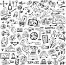 People Traveling,Luggage,Travel,Business Travel,Drawing - Art Product,Journey,Taxi,Vector,Bag,City,Men,Flying,Symbol,Tourism,Telephone,Eyeglasses,Clock,Currency,Camera - Photographic Equipment,Cruise,Backgrounds,Arrow Symbol,Co-Pilot,Vacations,Map,Air Vehicle,Cartography,Design,Computer,Time,Hotel,Sign,Car,Doodle,Sea,Service,Passport,Globe - Man Made Object