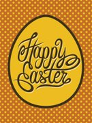Easter,Eggs,seamless pattern,Seamless,Flower,Pattern,Holiday,Calligraphy,Text