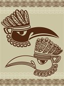 Native American,Raven,Indigenous Culture,Vector,American Culture,Mystery,Simplicity,The Past,Mask,Spirituality,Animal Head,Design,Design Element,Decoration,Religion,Human Head,Cultures,Mythology,Human Face,African Culture,Tattoo,Feather,Symbol,Pattern,Ancient Civilization,Aztec,Witch,Pre-Columbian,Ilustration,Computer Graphic