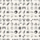 Doodle,Symbol,Soccer,Flat,American Football - Sport,Football,Rugby,Basketball,Basketball - Sport,Exercising,Sign,Ilustration,Bowling,Baseball - Sport,Tennis,Ball,Internet,Golf,Wrapping Paper,Roller Hockey,Sport,Collection,Field Hockey,Drawing - Activity,Black Color,Backgrounds,American Culture,Vector,Leisure Games,Isolated,Hand Draw,Ice Hockey,Drawing - Art Product,Pencil Drawing,Competitive Sport,Match - Sport,Pattern,Sketch,Volleyball - Sport,Seamless,Baseballs,Volleyball,Competition,Backdrop,Set