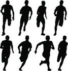 Silhouette,Jogging,Running,Marathon,Set,Men,Sprint,People,Athlete,Stadium,Ilustration,Winning,Professional Sport,Success,Action,Adult,Sports Training,Competition,Speed,Sport,Vector,The Human Body,Competitive Sport,Road,Adrenaline,Young Adult,Lifestyles,Motion,Group Of People,Male,Sports Race,The End,Highway