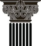 Architectural Column,Computer Icon,Symbol,Architecture,Obsolete,Old-fashioned,History,Decoration,Cultures,Ionic,Ilustration,Roman,Old,The Past,Style,Sculpture,Design Element,Generic Location,Pedestal,Antique,Greek Culture,Single Object,Textured,Retro Revival,Vector,Classical Style,Classic,Monument,Drawing - Art Product,Ornate,Stone Material,Outline,Greece,fluted,Classical Greek,Backgrounds,Two-dimensional Shape,Ancient,Pattern,Computer Graphic