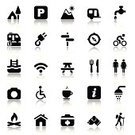 Symbol,Camping,Shower,Summer Camp,Vector,Cycling,Campfire,Tent,Sign,Toilet,Dog,Compass,Picnic,Hiking,Activity,Tourism,Travel,Ilustration,Restaurant,Business Travel,Summer,Mountain,Mobile Home,Collection,Isolated,Sensory Perception,Leisure Activity,Bicycle,Silhouette,Black Color,Drinking Water,Water,Fire - Natural Phenomenon,Camera - Photographic Equipment,Swimming,Swimming Pool,Set,Outdoors,Recreational Pursuit,Data,Information Medium,Vacations,Adventure