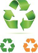 Green Day,Black And White,Nature,Shiny,Day,Earth,Earth Day,Recycling,Sign,Green Color,Orange Color,Environmental Conservation,Vector,Garbage,Ilustration,Link,Recycling Symbol,Arrow Symbol,Connection