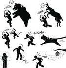 Bee,Bear,Chasing,Sting,Stinging,Tiger,Black Color,Snake,Antelope,Silhouette,Toxic Substance,Killing,Stick Figure,Cartoon,Tropical Rainforest,Symbol,Threats,Anger,One Person,Aggression,Danger,Hornet,Brown Bear,Animals Hunting,Monkey,Animals In The Wild,Deer,Displeased,Computer Icon,Biting,Furious,The Human Body,Wildlife,Concepts,Sign,Pain,Victim,Men,Stag,Cruel,Animal,People,Mosquito,Ape,Vector