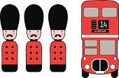 London - England,Symbol,Double-Decker Bus,Bus,Beefeater,Business Travel,Military,Britannia,Cartoon,English Culture,Ilustration,Bearskin Hat,UK,Land Vehicle,kingdom,Uniform,Prison Guard,Armed Forces,Cultures,Vector,Transportation,British Culture,England,Englishman,Icon Set,Red,Honor Guard,Men,Businessman,British Military,European Culture,Nobility