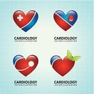 Healthcare And Medicine,Cross Shape,Symbol,Graph,Heart Shape,Collection,Typing,Cardiologist,Care,Red,Heartbeat,Data,Silhouette,Blue,Vector,Ilustration,People,Life,Set,Icon Set,Infographic,Design,Medicine,Digitally Generated Image,Leaf,Drop,Lifestyles