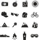 Symbol,Computer Icon,Summer Camp,National Park,Icon Set,International Landmark,Camping,Hiking,Footpath,Outdoor Pursuit,Pith Helmet,Mountain,Backpack,Nature,Binoculars,Mountain Peak,Vector,Mansion,Wildlife,Tourist,Direction,Recreational Pursuit,Eco Tourism,Snowcapped,Tree,Vacations,Deer,Famous Place,Bonfire,Interface Icons,Guidebook,Forest,Travel Destinations,Hotel,Group of Objects,Tell Us