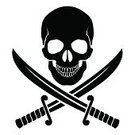 Sword,Pirate,Crossing,Tattoo,Coat Of Arms,Evil,Saber,Insignia,Spooky,Flag,roger,Weapon,Danger,Sign,Vector,Violence,Symbol,Dangerous - Song Title,Warning Sign,Sea,Risk,Image,Cheerful,Death