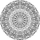 Pattern,Decoration,Design Element,eps8,Circle,Fragility,Abstract,Ornate,Computer Graphic,Vector