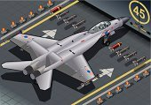 Isometric,Armed Forces,Navy,Navy Blue,Fighter Plane,Bomber Plane,Missile,Aerospace Industry,Persuasion,Air Force,Air Vehicle,Air,Fly,McDonnell Douglas FA-18 Hornet,Collection,Supersonic Airplane,Power,interceptor,Isolated,Super - Film Title,Hornet,Airplane,Pilot,Protection,Speed,Technology,War,Military