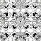 Elegance,Creativity,Eternity,Backgrounds,Fragility,Silk,Decor,Leaf,Material,Textile,Repetition,Computer Graphic,Vector,Backdrop,Pattern,Decoration,Nobility,Swirl,Ornate,Abstract,Geometric Shape,Seamless