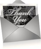 450,you,April,Thank You Card,Heading the Ball,Envelope,No People,Thank You,Cut Out,Mail