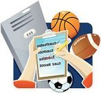 Sport,Part Of,Soccer,People,April,2011,One Person,Caucasian Ethnicity,Ilustration,Vector,Checklist,Clipboard,Cut Out,Locker,Soccer Ball