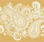 Pattern,Design,India,Monochrome,Floral Pattern,Iranian Culture,Persian Culture,East Asian Culture,Posing,Cultures,Welsh Pears,Persian Pickles,Design Element,Decoration,Paisley,Vegetable,New,Hinduism,Spray,Old-fashioned,Symbol,associated,Kidney-shaped,Duotone,Textile,Brown,Backgrounds,Twisted,Shape,Yellow,White,Outline