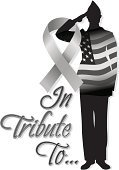 Memorial,Armed Forces,Saluting,American Flag,Veteran,Composite Image,People,support our troops,Military Attire,Toned Image,headings,Flag,One Person,2011,Military Ribbon,US Veteran's Day,Vector,Black And White,Cut Out,Full Length