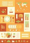 Bread,Design,Plan,Flat,Food,Symbol,Data,Graph,Healthcare And Medicine,Prepared Fish,Infographic,Restaurant,Computer Icon,Sandwich,Chart,Cheese,Alcohol,Organic,Collection,Healthy Eating,Meal,Diagram,Dinner,Ingredient,Computer Graphic,Set,Visualization,Plate,Salad,Vector,Lunch,template,Design Element,Sign,Ribbon,Eat,Lifestyles,Drink,Meat,Label,Analyzing,Pie,Hamburger,Arrow Symbol,Merchandise
