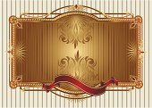Backgrounds,Frame,Banner,History,Luxury,Ribbon,Old,Gold Colored,Art,Deco,Gold,Ornate,Design,Classical Style,Museum,Nobility,Fashion,Antique,Vector,Elegance,Old-fashioned,Rectangle,Rustic,Modern,Art Deco,Cartouche,Paintings,Baroque Style,Medieval,Vignette,Retro Revival,Flower,Floral Pattern,Symbol,Ancient,Victorian Style,Style,Wealth,Mystery,Decoration,Architectural Detail,Beauty,Arts Backgrounds,Carving - Craft Product,Obsolete,Arts And Entertainment,Architecture And Buildings
