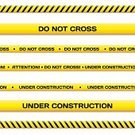 Cordon Tape,Safety,Construction Site,Construction Industry,Yellow,Single Line,Roped Off,Accident,Danger,Crime,Vector,Police Force,Backgrounds,Warning Symbol,Togetherness,At The Edge Of,do not cross,Warning Sign,constraction,CSI: Crime Scene Investigation,At Attention,Sign,Boundary,Security System,Criminal,Close To,Text,White,Crossing,investigations,Eps10,Violence,Security,Murder,Ilustration,Cross