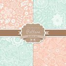 Photo Album,shabby chic,Elegance,Messy,Ilustration,Collection,Vector,Abstract,Pattern,Decoration,Flower Head,Scrapbook,Fashion,Daisy,Textile,Nature,Summer,Romance,Backgrounds,Frame,Greeting,Computer Graphic,Doodle